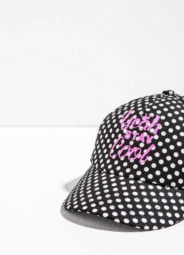 Cappello da baseball stampa e pois | OVS