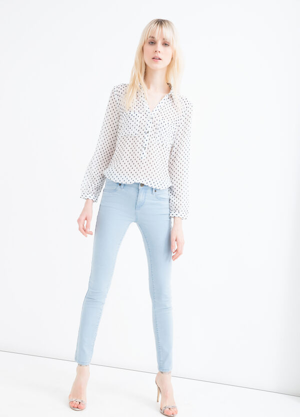 Jeans slim fit stretch | OVS