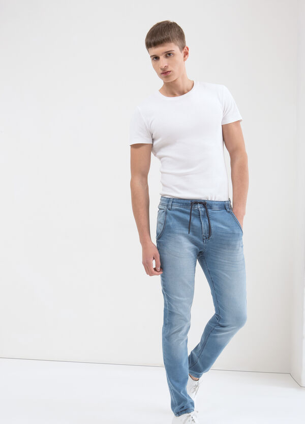 Jeans loose fit stretch | OVS