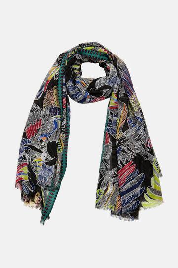 Feather sarong, Multicolour, hi-res