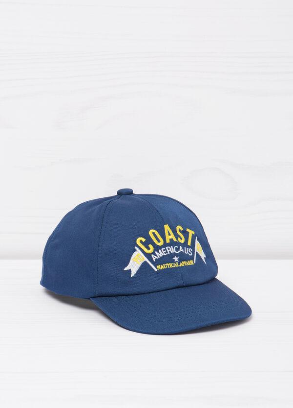 Cotton baseball cap. | OVS