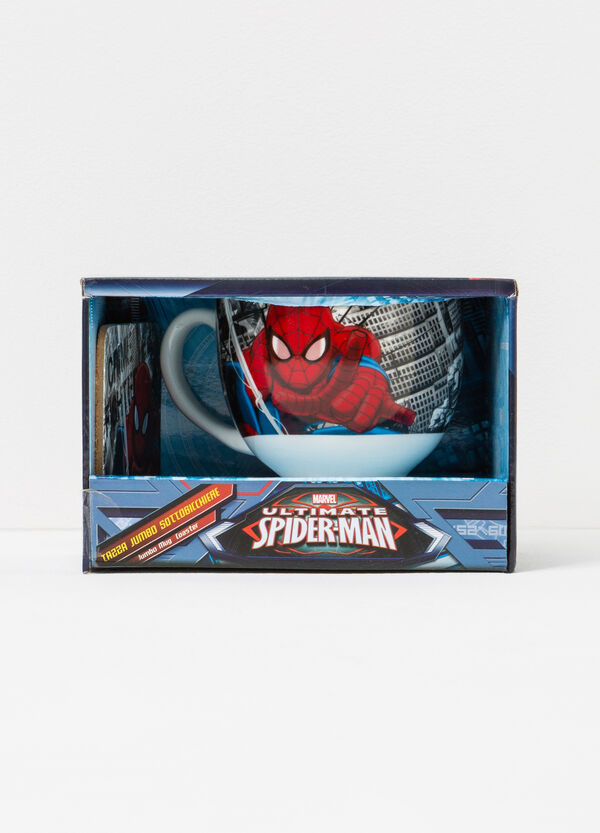 Spiderman cup and coaster set | OVS