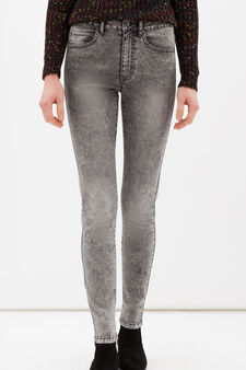 Skinny fit stretch jeans, Light Wash, hi-res
