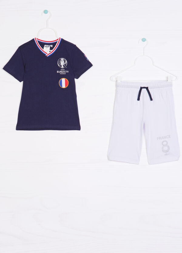 UEFA Euro 2016 outfit in 100% cotton | OVS