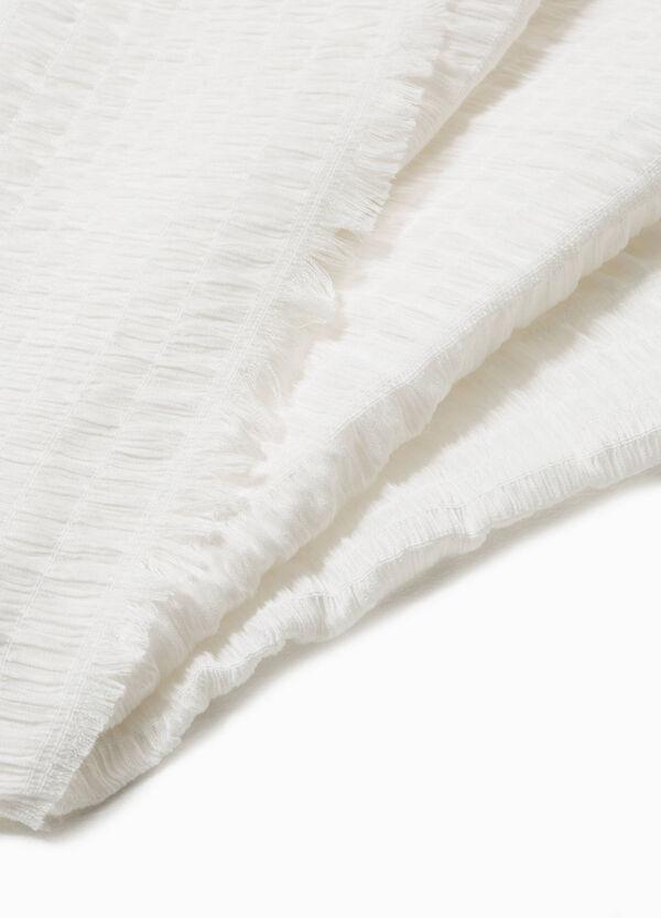 Pleated scarf | OVS