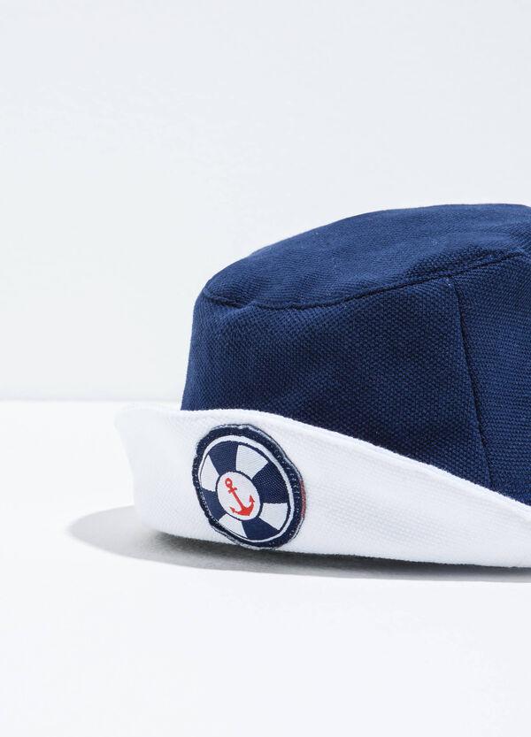 100% Biocotton fishing hat | OVS