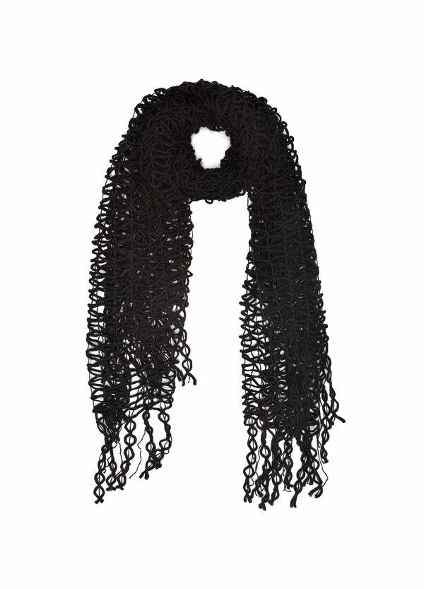 Mesh scarf | OVS