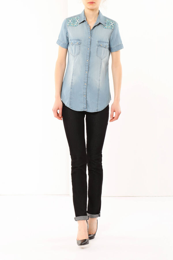 Camicia in denim | OVS