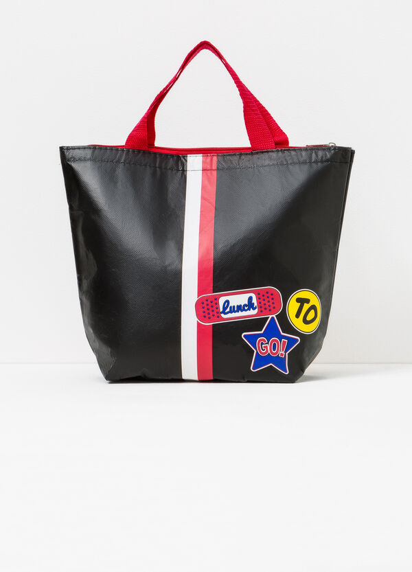 Lunch bag with zip | OVS