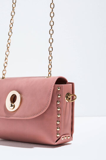 Shoulder bag with chain
