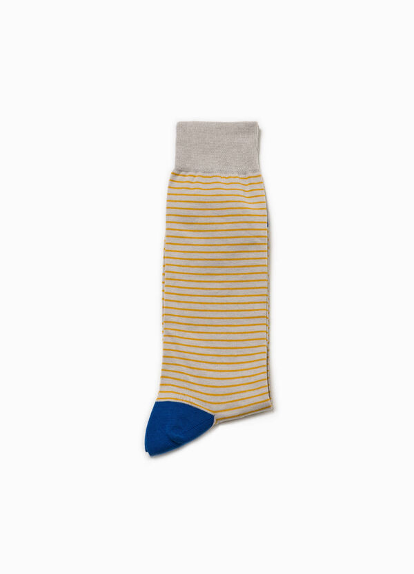 Rumford short socks with stripes | OVS