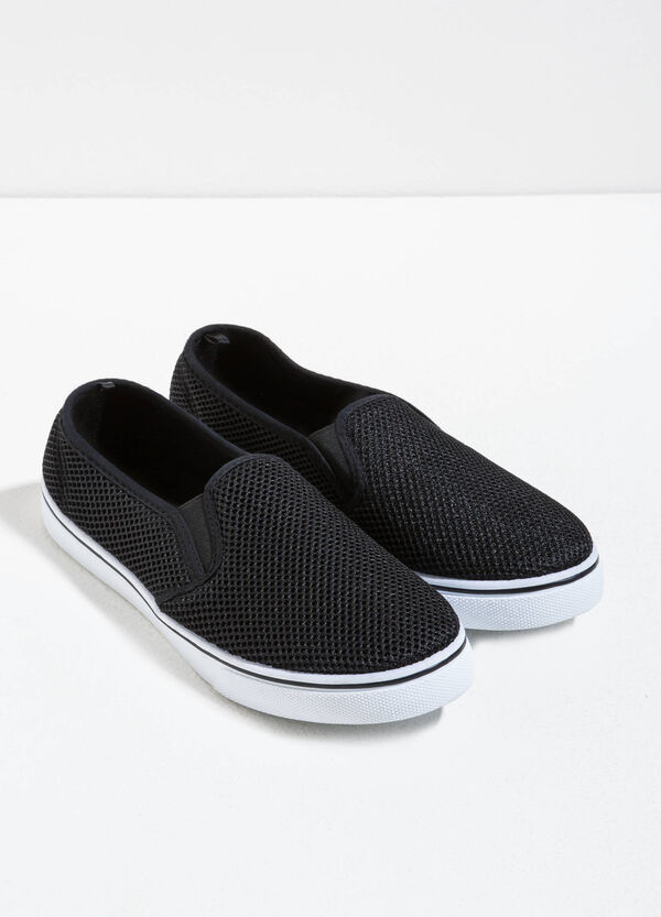 Slip-ons with mesh upper | OVS