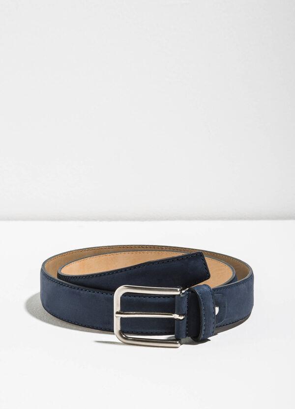 Suede leather belt | OVS