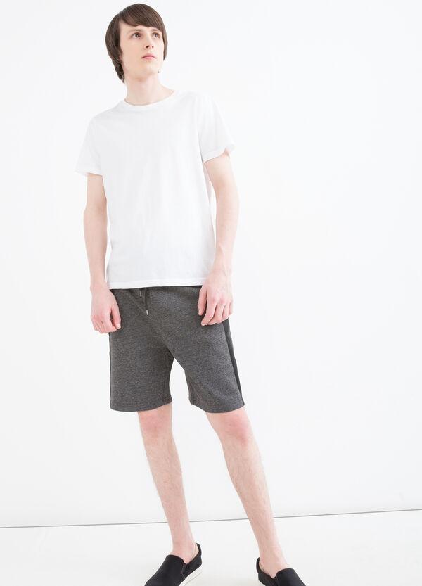 Shorts puro cotone con coulisse | OVS