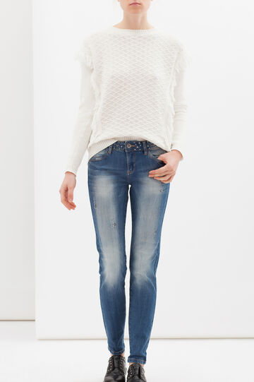 Slim fit stretch jeans, Light Wash, hi-res