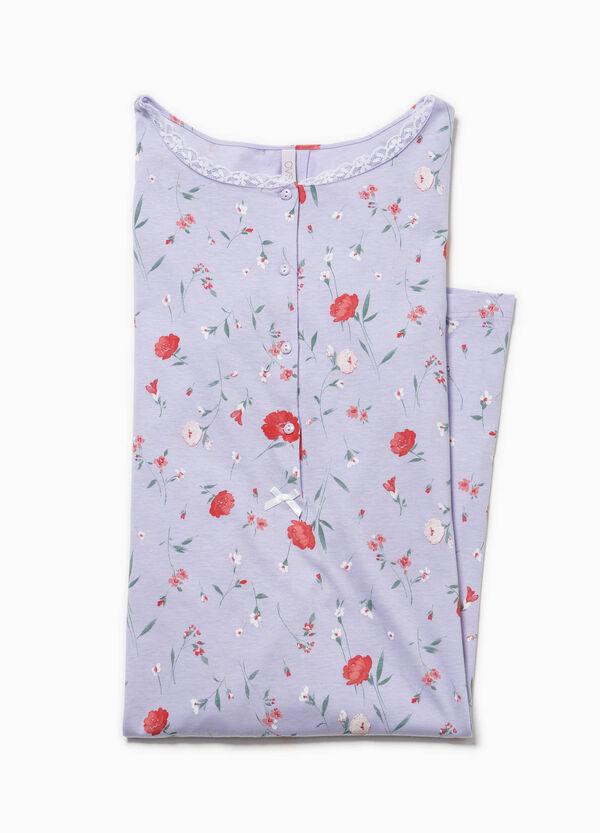 Floral patterned nightshirt   OVS