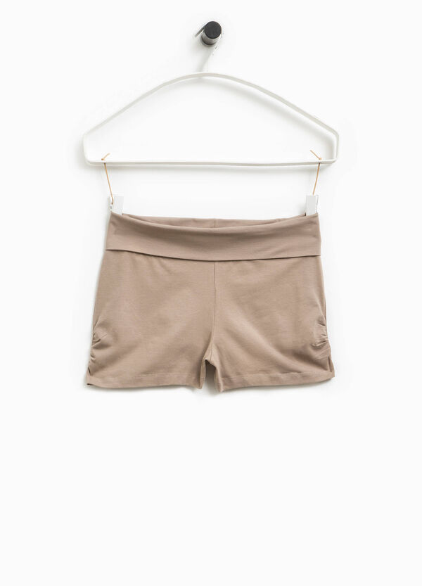 Shorts in cotone stretch Smart Basic | OVS