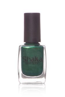Velvet matt nail polish, Green, hi-res