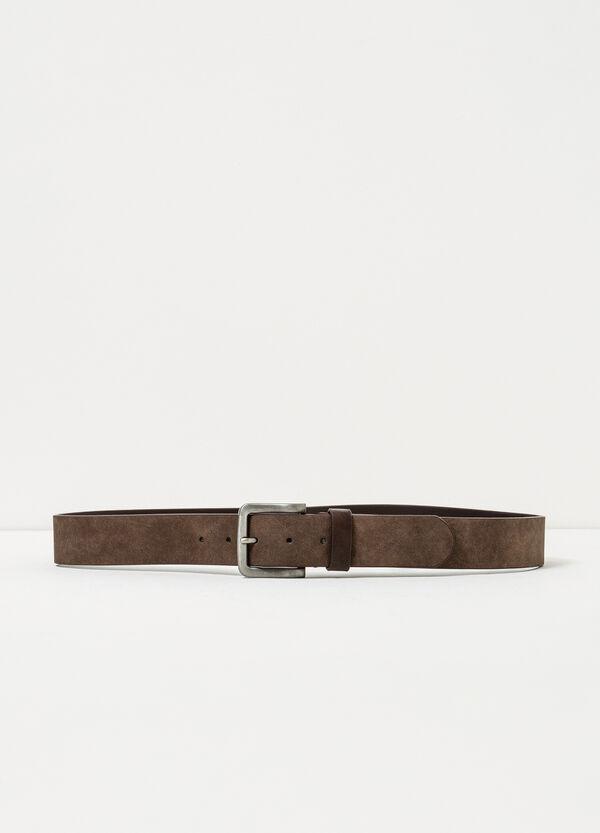 Cintura tinta unita fibbia quadrata | OVS