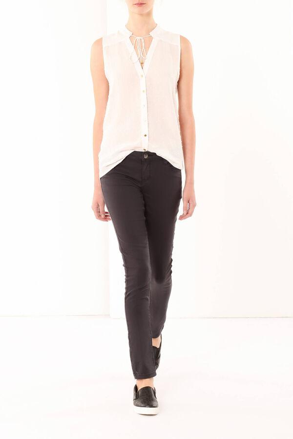 Sleeveless blouse | OVS