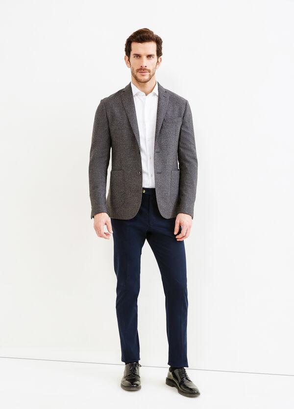 Rumford 100% wool mélange jacket | OVS