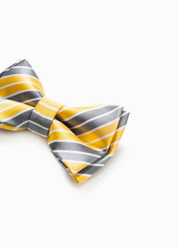 Striped bow tie | OVS