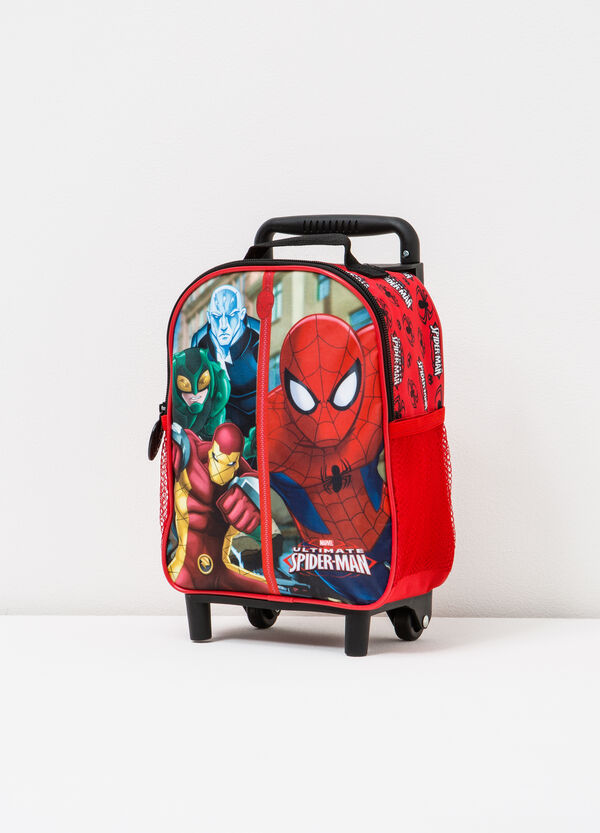 Zaino trolley stampa Spiderman | OVS