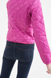 Ultra-light quilted down jacket, Fuchsia, hi-res