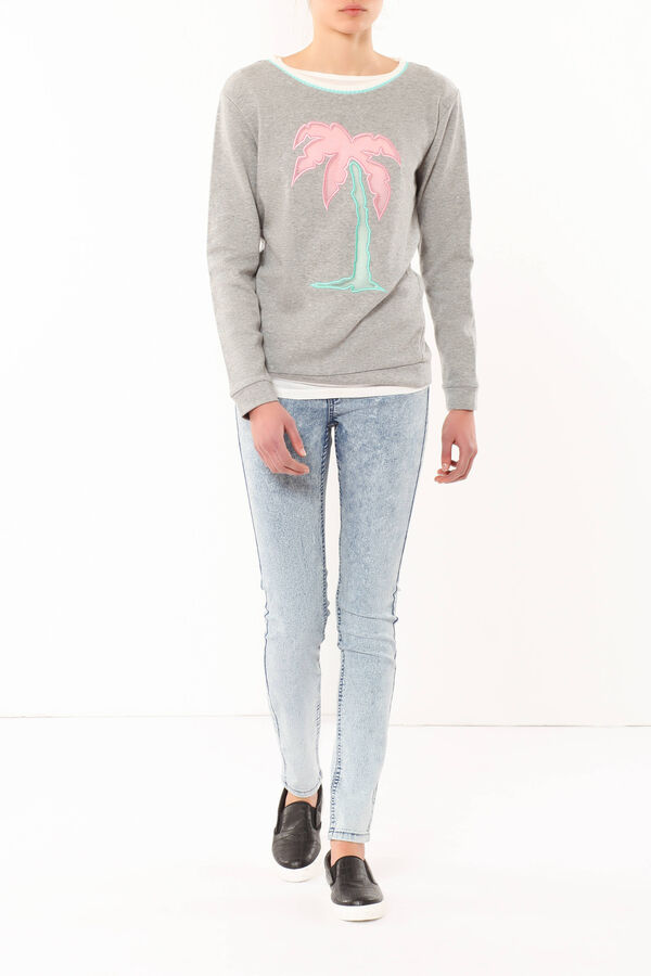 Cotton sweatshirt | OVS