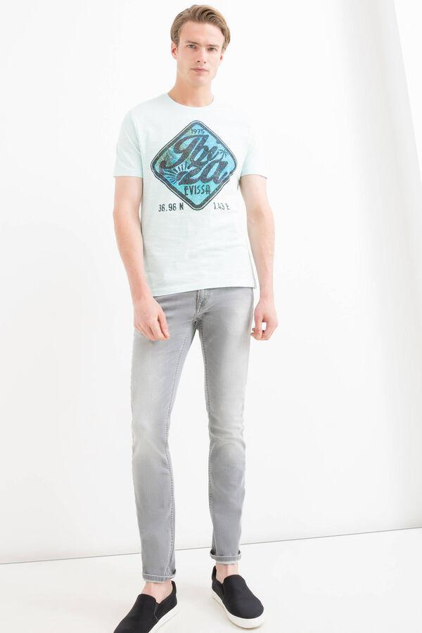 T-shirt puro cotone stampa G&H | OVS