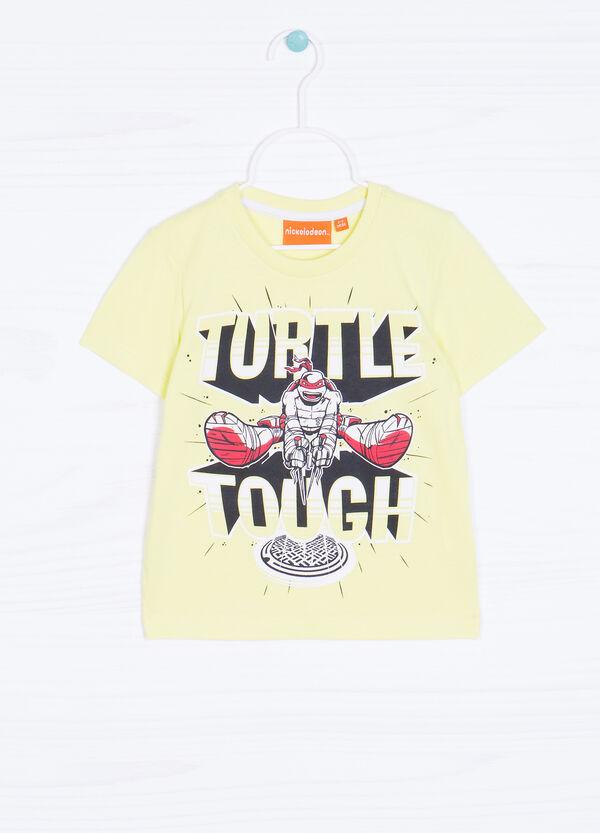 Teenage Mutant Ninja Turtle print T-shirt | OVS