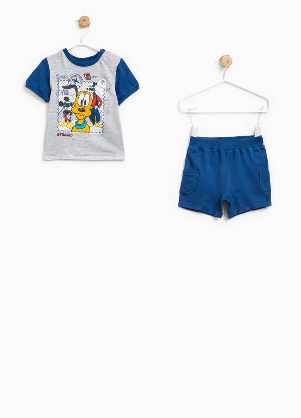 Disney T-shirt and Bermuda shorts set | OVS