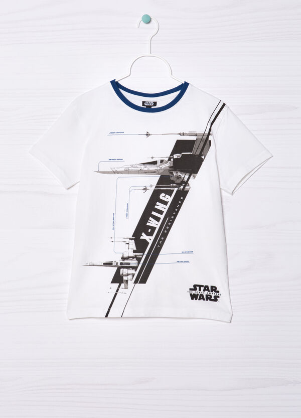 Star Wars T-shirt in 100% cotton | OVS