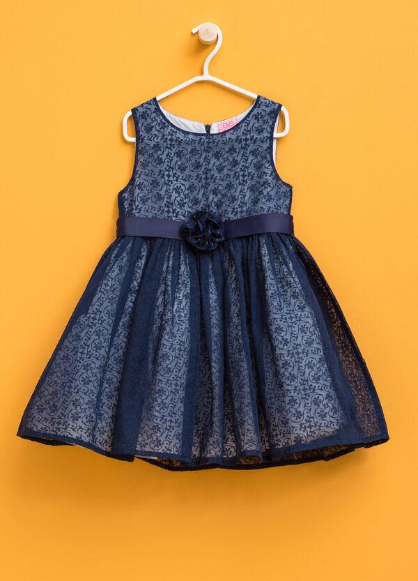 Sleeveless tulle dress | OVS