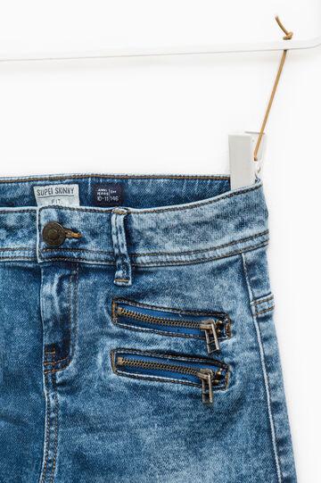 Super-skinny-fit stretch jeans, Medium Wash, hi-res