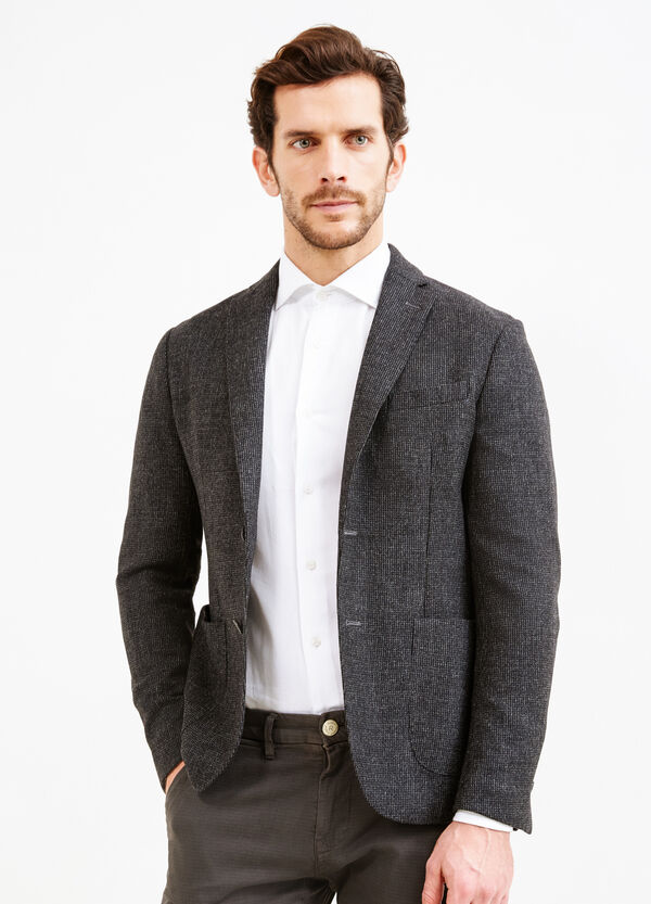 Rumford wool and cashmere jacket | OVS
