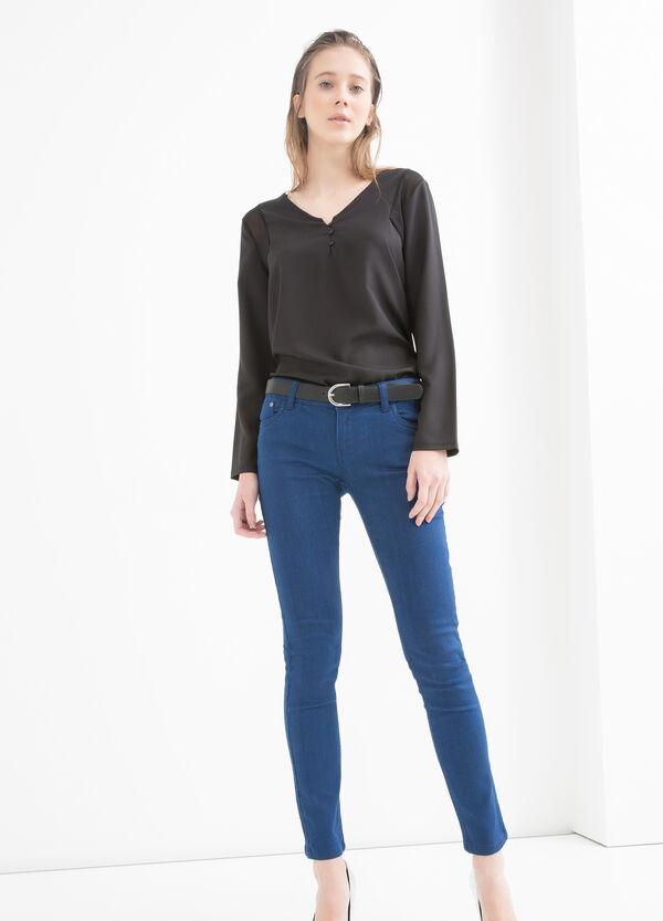 Slim-fit stretch jeans   OVS