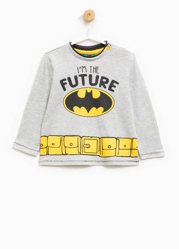 T-shirt puro cotone stampa Batman | OVS