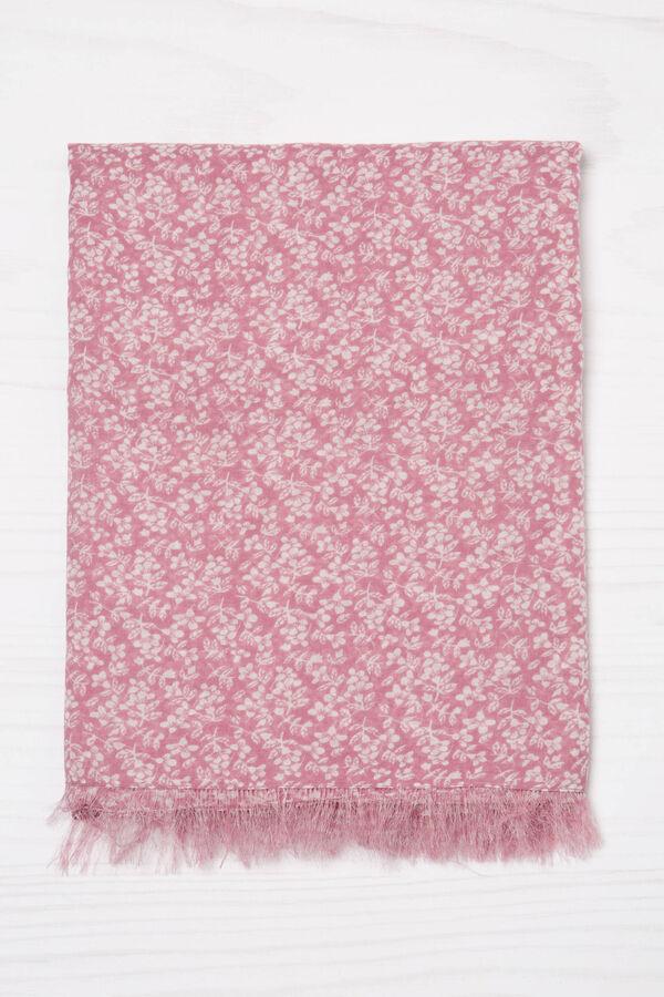 Sciarpa fantasia fiori | OVS