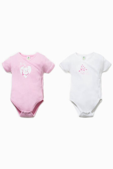 Two-pack Aristocats print bodysuits