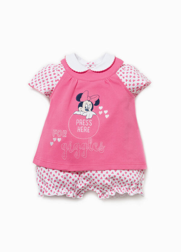 Minnie Mouse romper suit and dress outfit | OVS