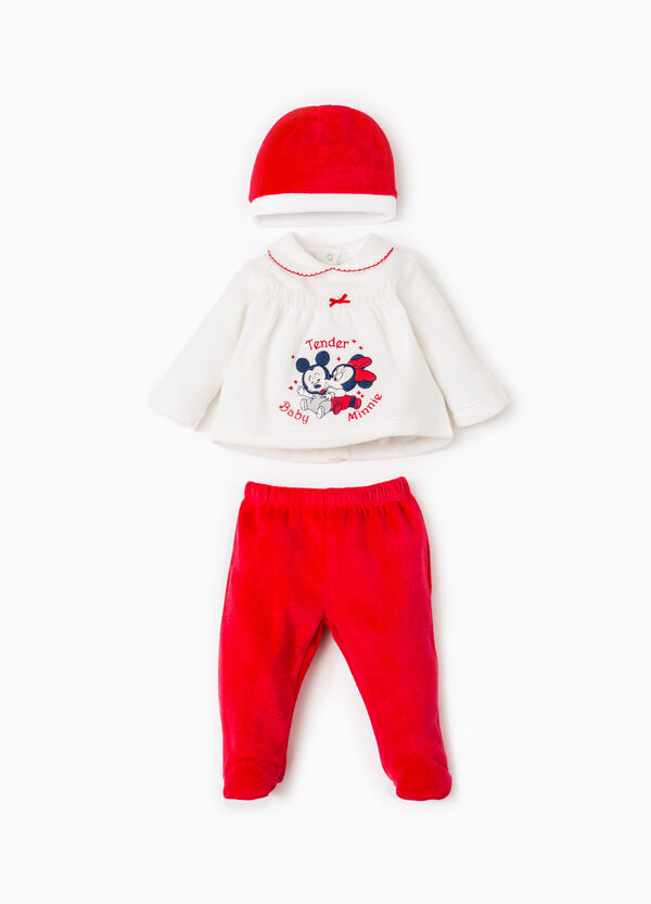 Baby Mickey and Minnie Mouse outfit | OVS