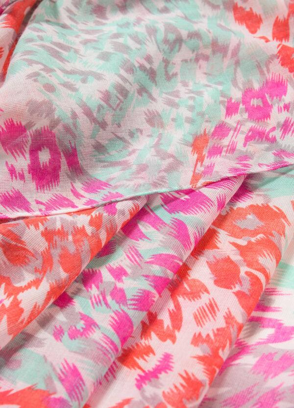 Animal print scarf | OVS