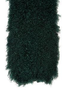 Sciarpa similpelliccia, Verde smeraldo, hi-res