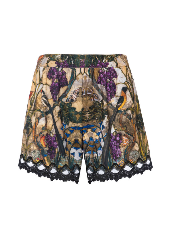 Shorts in satin stampato OVS Arts of Italy | OVS