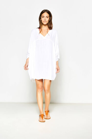 Kaftan with three-quarter sleeves