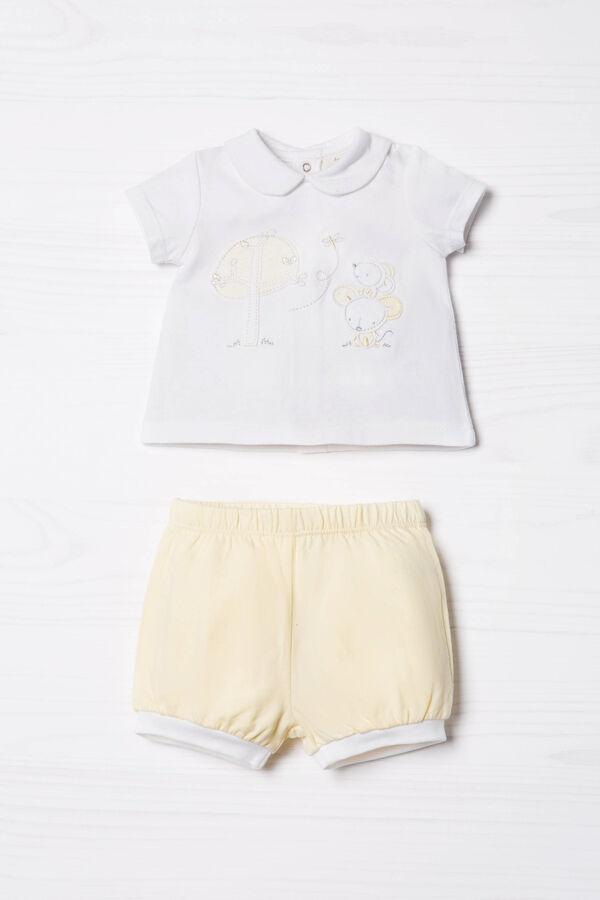 T-shirt and shorts set | OVS