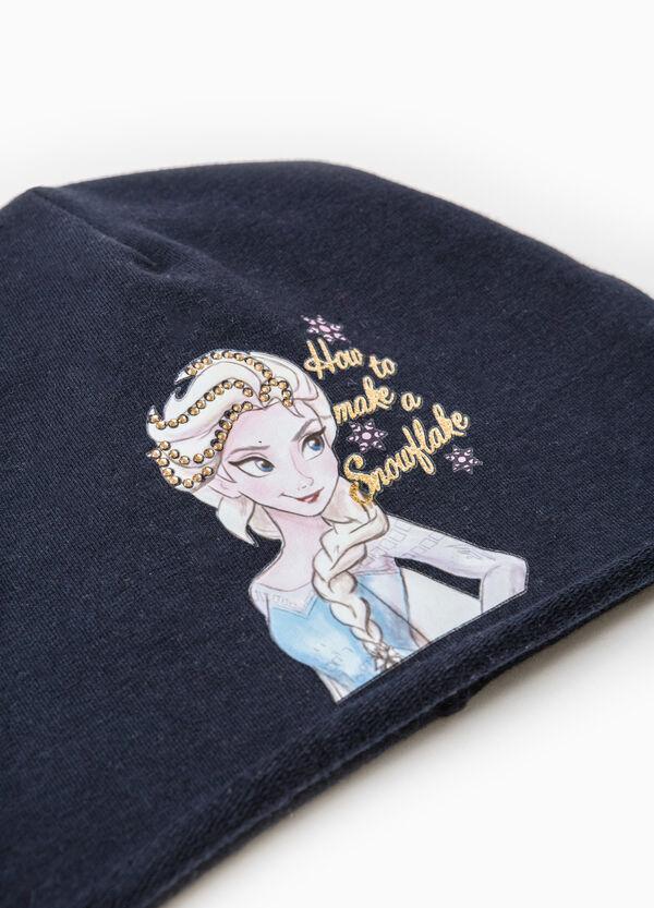 Frozen print beanie cap | OVS
