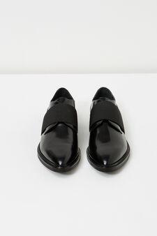 Masculine pumps, Jean Paul Gaultier for OVS, Black, hi-res