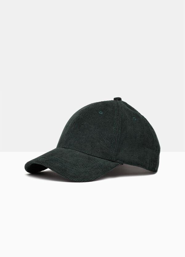 Baseball cap with visor. | OVS